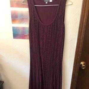 Earthbound floor length dress